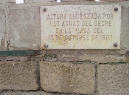 Centenari riuada Lleida 1907